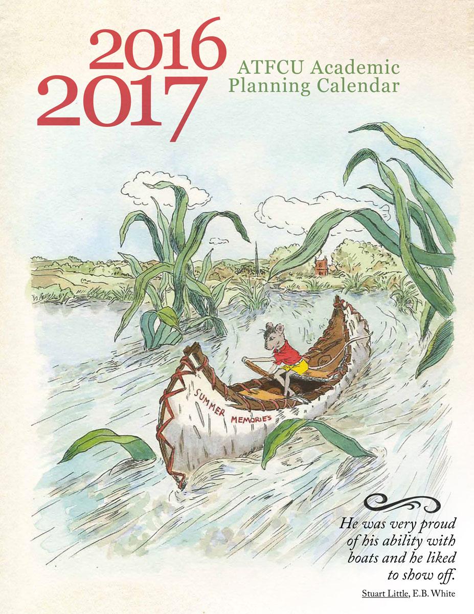 2016-17 Teacher Calendar