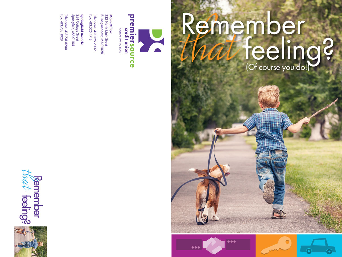 Direct Mail – New Member
