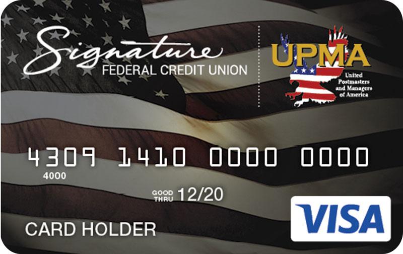 Signature UPMA Card 3