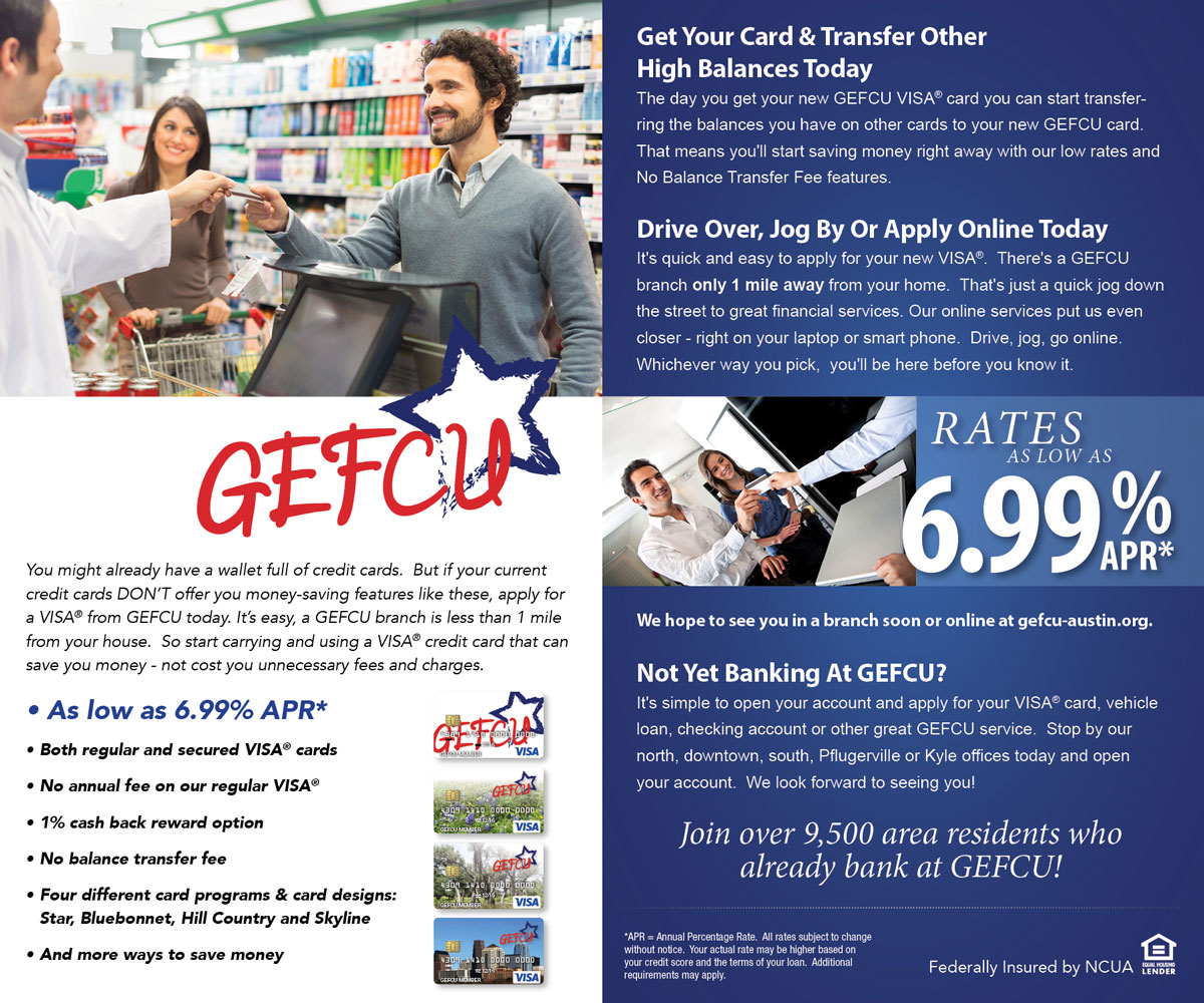 GEFCU Direct Mail – CC Back