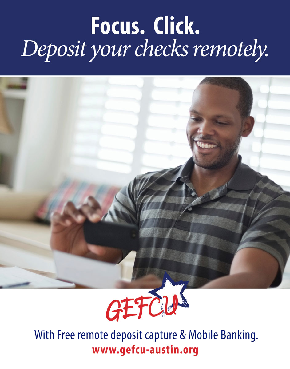GEFCU Poster – Mobile Banking