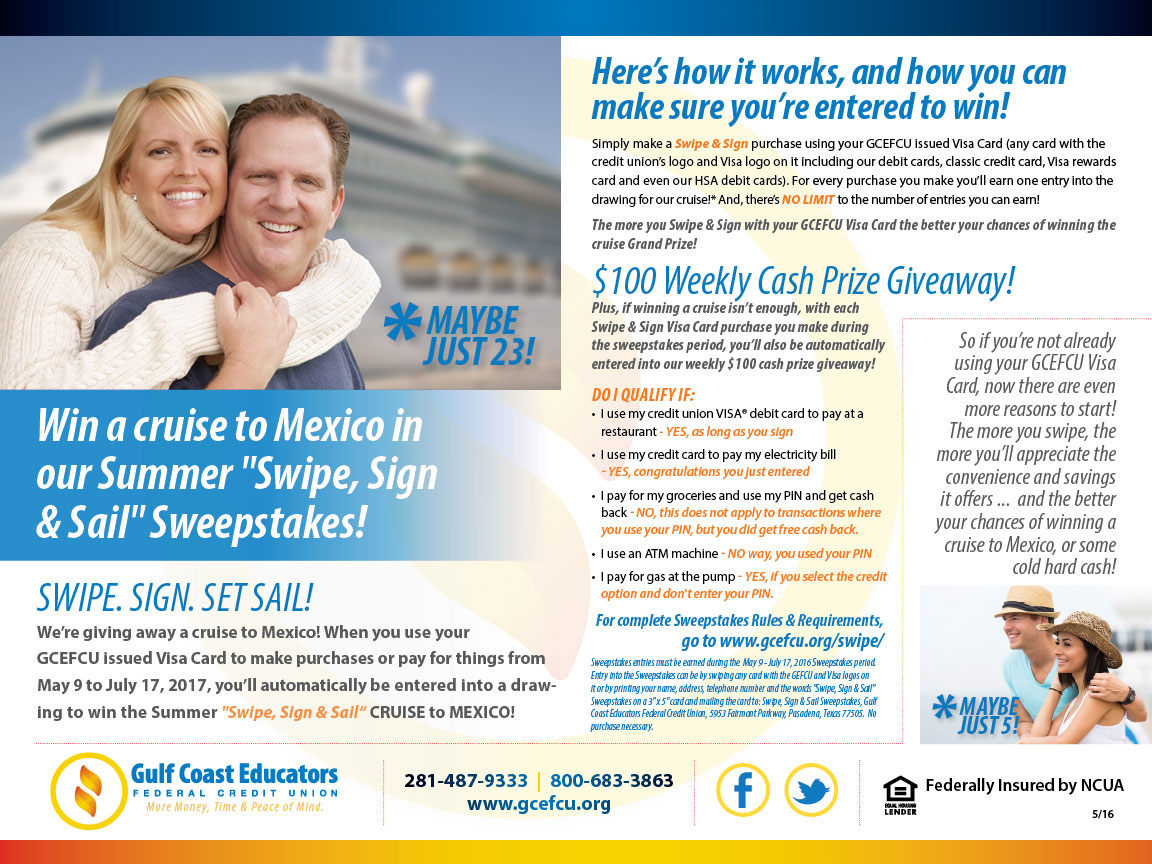 Gulf Coast Direct Mail – Sweep 2