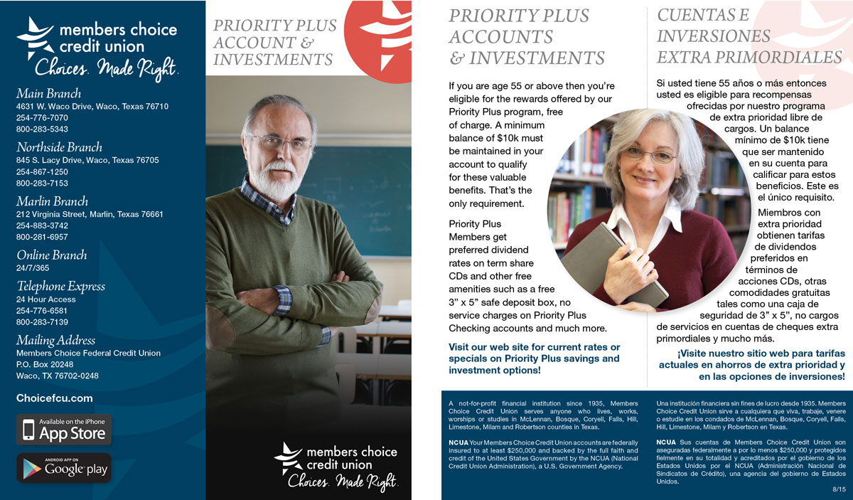 Brochure – Priority Plus