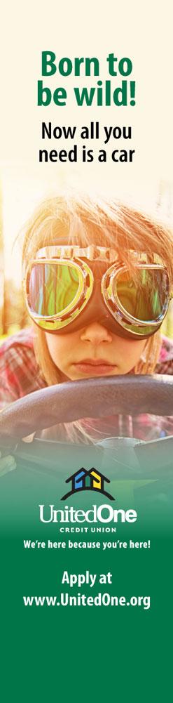 Drive Thru Banner – Auto Loans