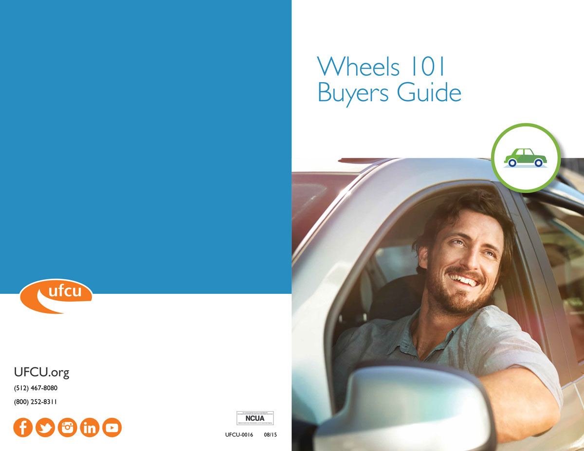 Wheels 101 Lobby Brochure Cover