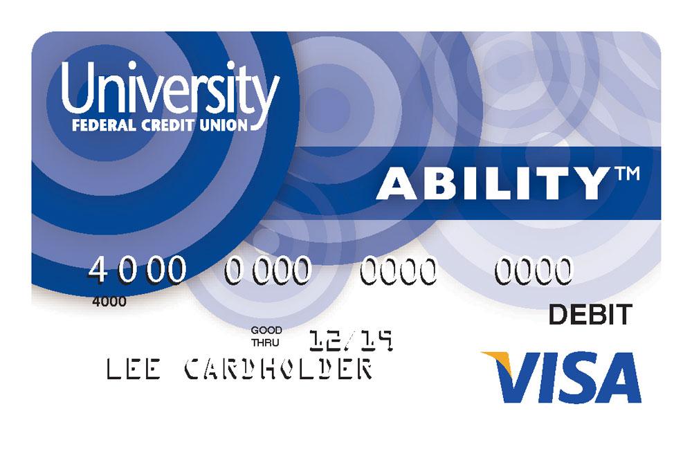 Credit Card – Ability