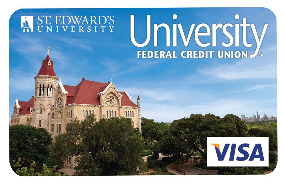 Credit Card – St. Edwards