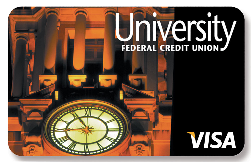 Credit Card – UT Tower