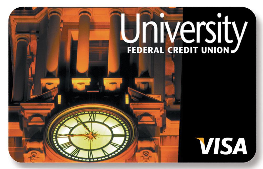 Credit Card – UT Tower