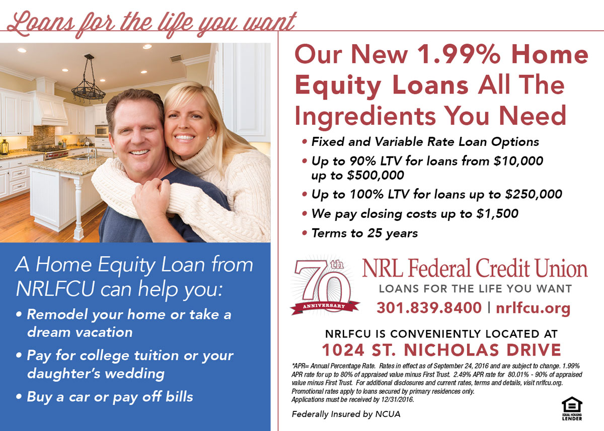 Home Equity Loan Table Tent