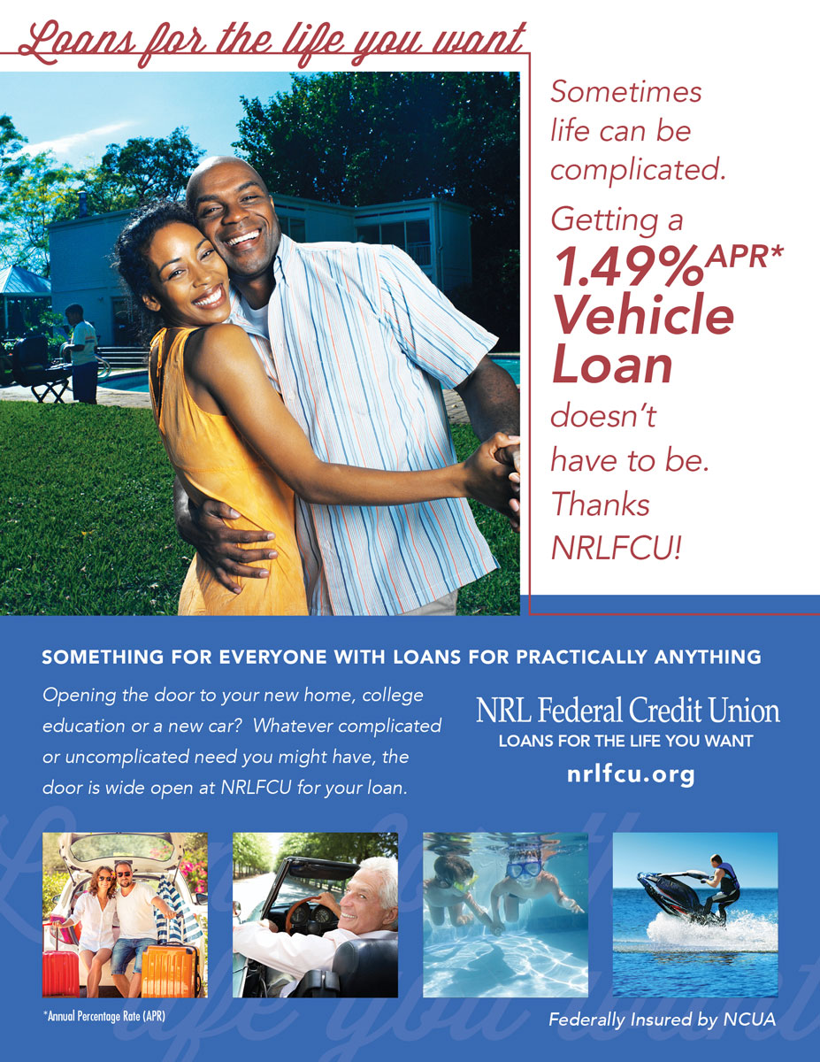 Vehicle Loan Ad