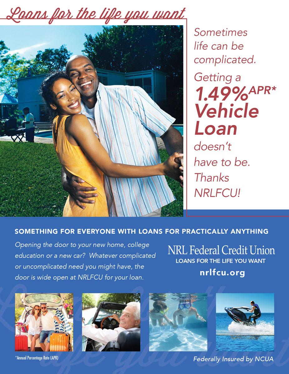 Vehicle Loan Ad
