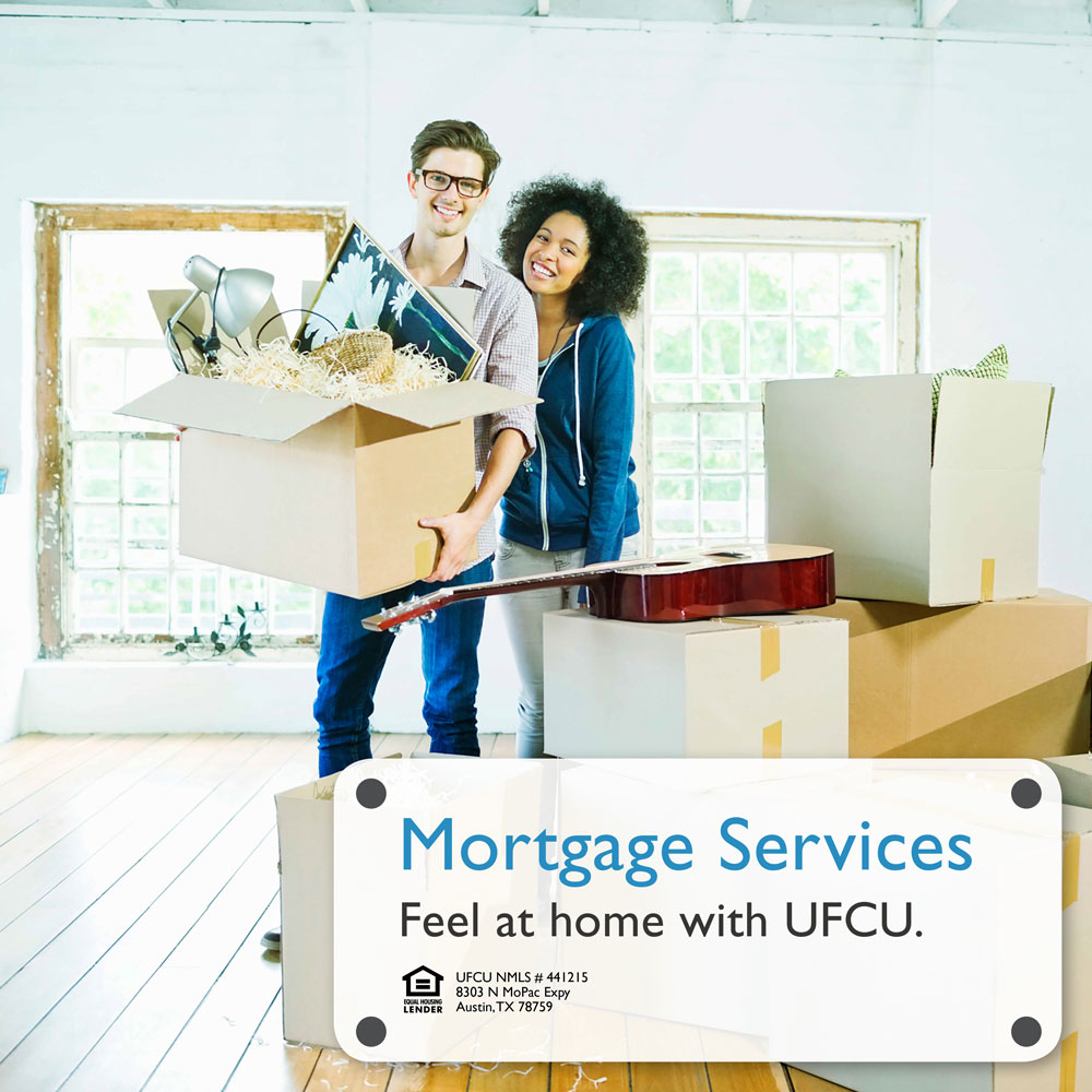 Mortgage Services Lobby Banner